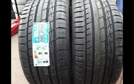 Part worn tyres / new tyres/ 275/45/20 / 41 new road rm138dr open Sunday's