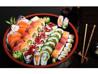 Sushi Chef Required - Small family catering business