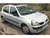 Renault Clio 1.2 Expression 16v 5 Door Hatchback ****TRADE IN TO CLEAR****