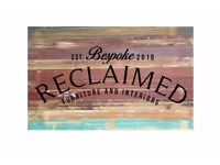 RECLAIMED MRC. Furniture and Interiors