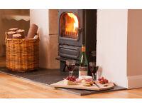 Trenow - Sleeps 4 - Perranuthnoe - Cornwall - Winter Short Breaks - Wood Burner