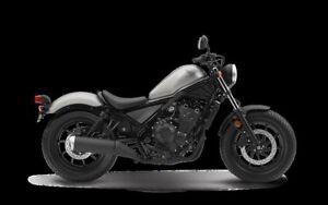 2017 Honda Rebel -