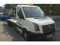 RECOVERY VW CRAFTER ALLOY BODY LOW MILAGE