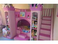 Princess bunk beds