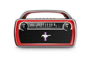 ION Audio - Radio Bluetooth Mustang 65  *FORD OFFICIAL*