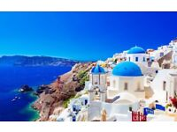 Cheap Flight ticket to Santorini on 17th Aug to 26th Aug