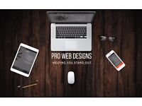 PROFESSIONAL WEB DESIGN | Your Pride, Your Competitor's Envy | 5* Reviews