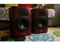 Tannoy Reveal Red Speakers