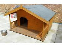 Dog Kennel Luxury Summerhouse ok for 2 dogs