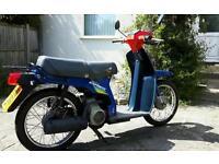 Honda SH50 moped 1991H 50cc scooter