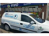 Electrician Belfast electrical Inspection and testing services