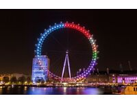 London eye - Cheap deal- £20