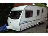 Coachman Amara 520/4 1999 4 berth caravan