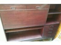 Ikea Style Bureau Drawer Unit
