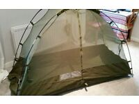 Mosquito net - free-standing tent for camping/fishing
