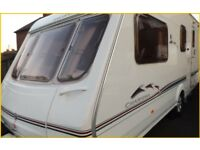 Swift Caravan 4 Berth Luxury Touring Ace Sterling Abbey Group.