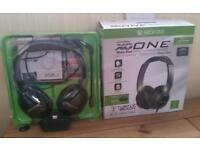 Turtle beach XO headset for Xbox One