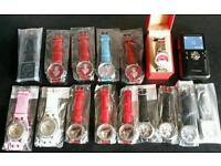 Watches/ 15 for £20