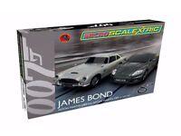 James Bond 007 Aston Martin DB5 & DBS Micro Scalextric Racing Set G1122