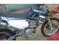 KLX s 250 was stolen and recoverd back in 2012 just needs ecu as wont spark