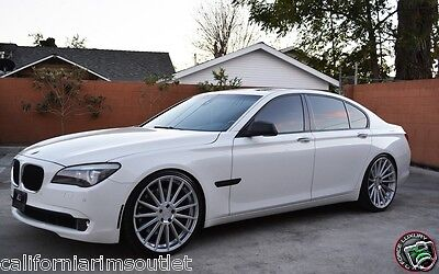 "22"" RF15 STAGGERED WHEELS RIMS FOR BMW F01 7 SERIES 740 750 F13 6 SERIES 640 650"