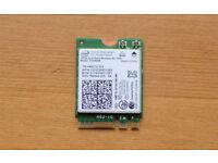 Intel Dual Band Wireless-AC 3160 3160NGW 802.11ac/a/b/g/n BT4.0 NGFF Wifi Card 2.4/5.8Ghz