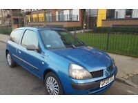 2003 Renault Clio Expression 16v Auto. Mot Till March 2017 .Clean interior...Low Mileage 54k