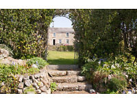 New Years Eve in remote Cornish Farmhouse - sleeps 7