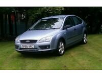 Ford Focus 1.8 125 Sport Hatchback 5d 1798cc 1 owner from new