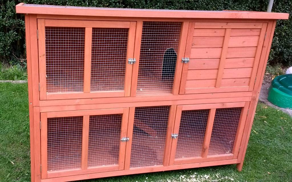 Pets at home bluebell hutch