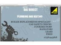 Boiler fitting service