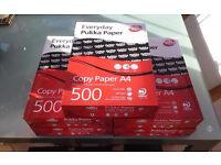 Pukka Copy/Printer Paper A4 - Offers please