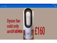 Dyson am09 cold only fan