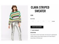 Striped Sweater by Zadig & Voltaire