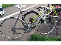 MBK super mistral vintage racer racing bike