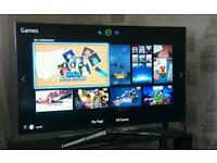 Samsung 48 inch smart 3d TV