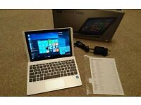 HP PC/laptop/tablet all in one used twice (looking to swap for laptop)