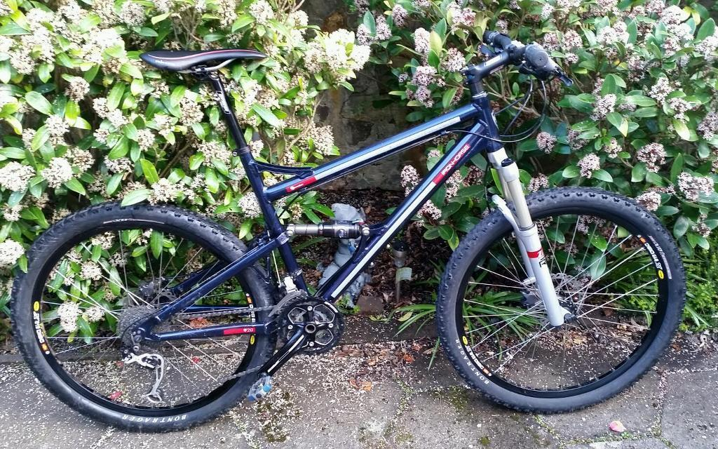 Iron horse 2009 bootleg 2.0 full suspension mountain bike | in ...