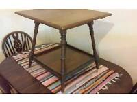 Wooden coffee table - quick sale needed