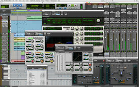 Music Production Tuition/ Lessons in Kings Heath, Birmingham. Logic Pro, Cubase and Pro Tools.