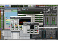 Music Production Tuition/Lessons in Kings Heath, Birmingham. Logic Pro, Cubase and Pro Tools.