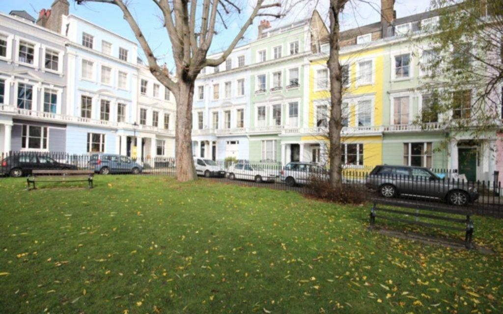 THREE DOUBLE BEDROOMS- MAISONETTE- BALCONY- UPPER FLOOR- HEART OF PRIMROSE HILL- CLOSE TO TUBE
