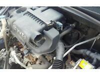 Toyota Yaris breaking fr spares