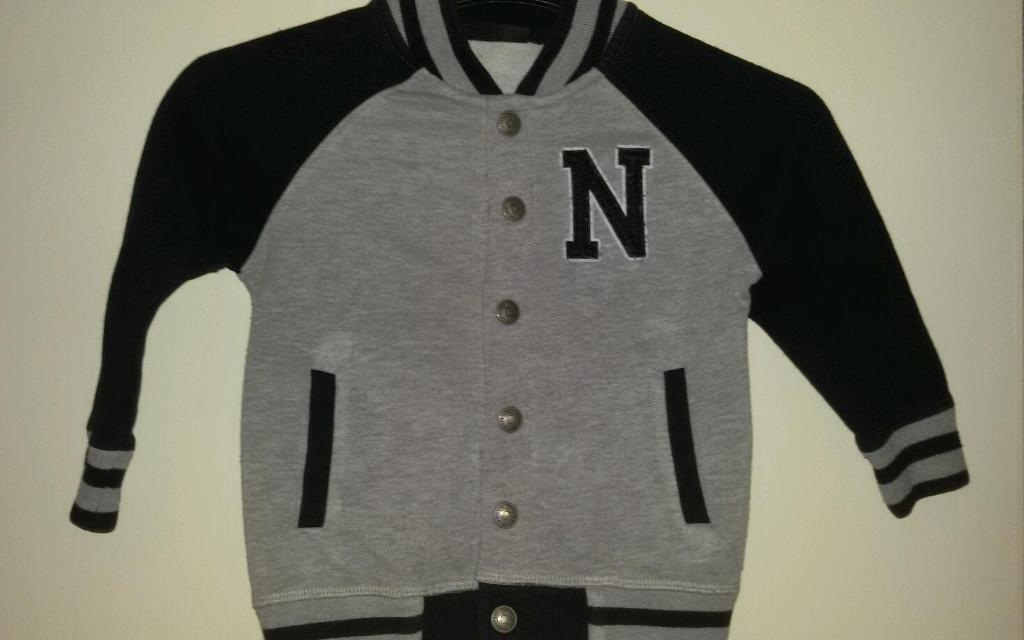 Boys NEXT baseball jacket size 3 years | in Sutton-on-Hull, East ...