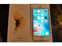 Iphone 6s gold 16gb unlocked £350 swap consider