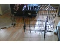 Small dog/cat cage