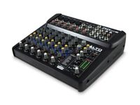 ALTO ZMX122FX Professional 8-Channel Compact Mixer with Effects (BRAND NEW)