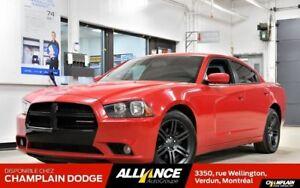 2013 Dodge Charger SXT, TOIT, A/C, VITRE ELECTIQUE