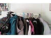 wall hanging wardrobe x2