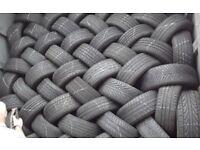 Part worn tyres Wholesale/ branded tyres / london barking / 07961201205